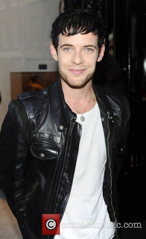 Harry Treadway Burberry party held at the Burberry...