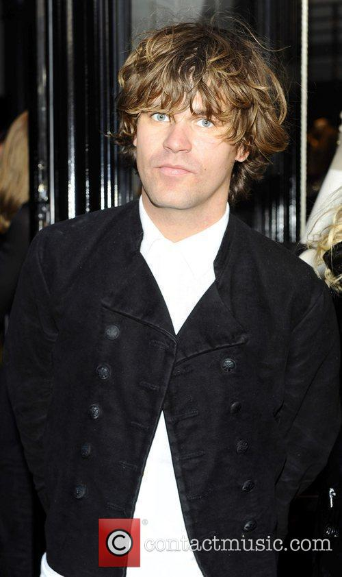 Jack Penate Burberry party held at the Burberry...