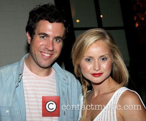 Kristian Laliberte and Natalie Obradovitch Avenue magazine celebrates...