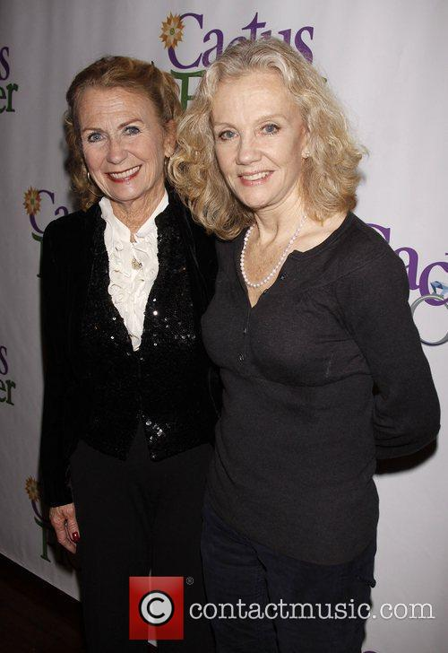 Juliet Mills and Hayley Mills 1