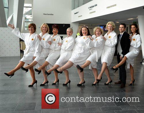 The Calendar Girls stage show with Ruth Madoc,...