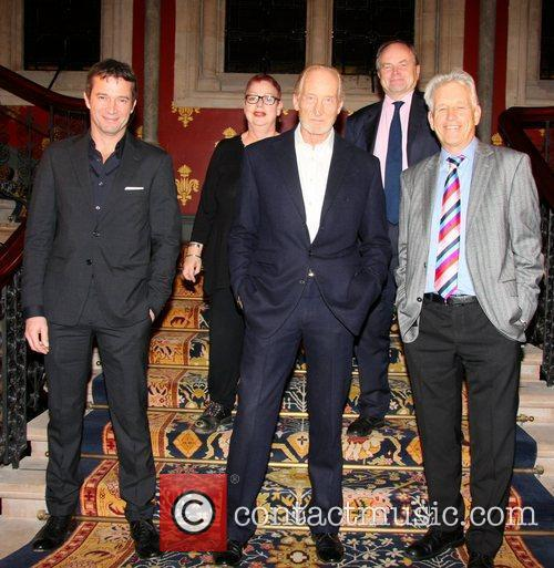 James Purefoy, Charles Dance and Jo Brand 4