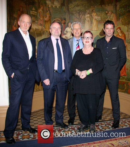James Purefoy, Charles Dance and Jo Brand 1