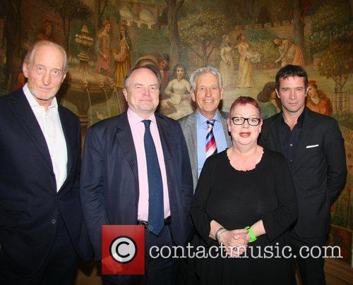 James Purefoy, Charles Dance and Jo Brand 6