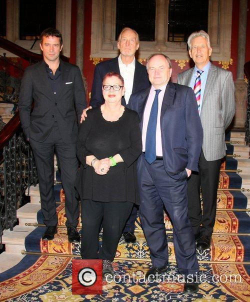 James Purefoy, Charles Dance and Jo Brand 8