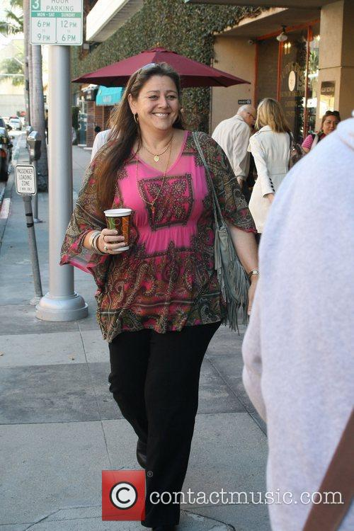 Camryn Manheim and Clinic 4