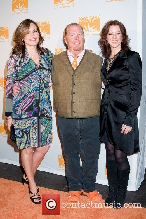 Mariska Hargitay, Mario Batali and Sarah Mclachlan 4