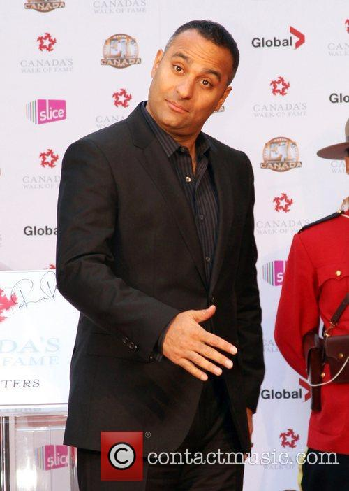 Russell Peters and Fame Awards 2
