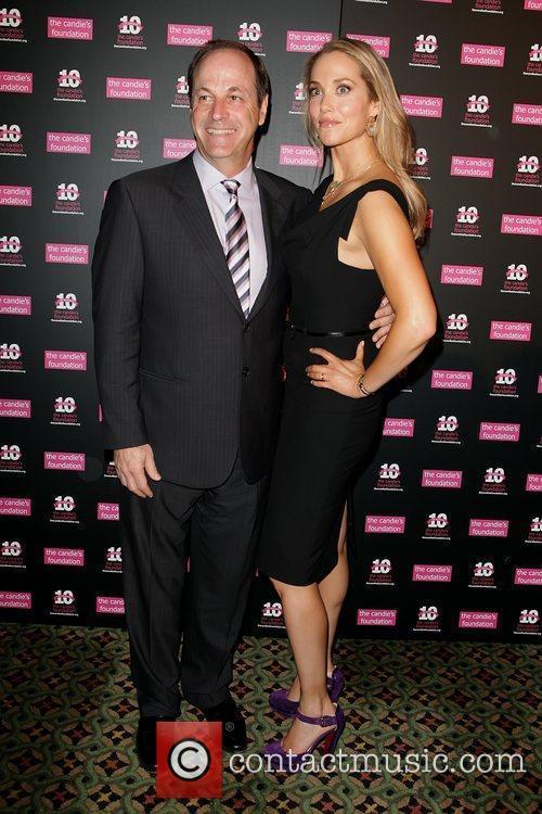 Neil Cole and Elizabeth Berkley Candie's Foundation 2011...
