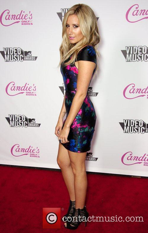 Ashley Tisdale  Candie's host The 2011 MTV...