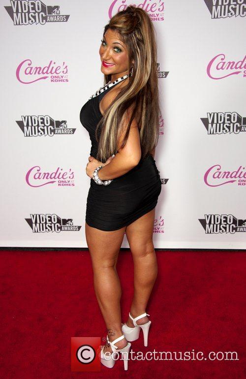 Deena Nicole Cortese  Candie's host The 2011...