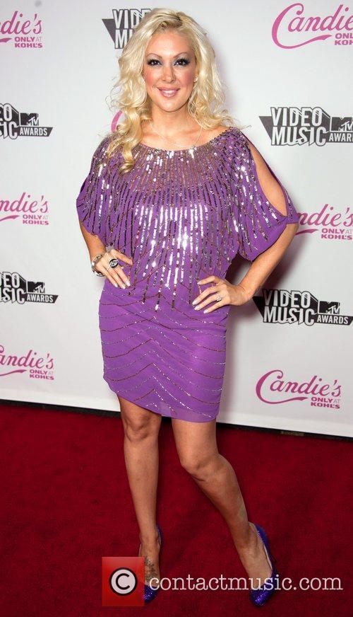Katie Cazorla  Candie's host The 2011 MTV...