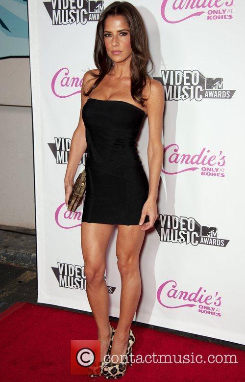 Kelly Monaco  Candie's host The 2011 MTV...