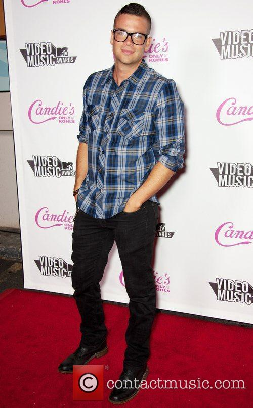 Mark Salling  Candie's host The 2011 MTV...