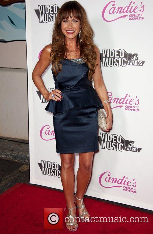 Nikki Deloach  Candie's host The 2011 MTV...