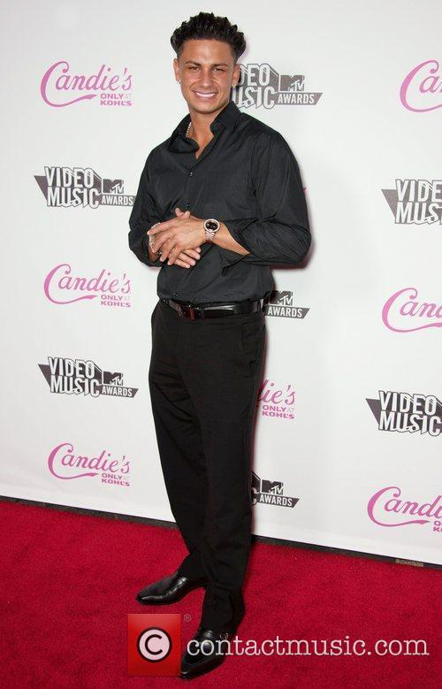 Pauly D  Candie's host The 2011 MTV...