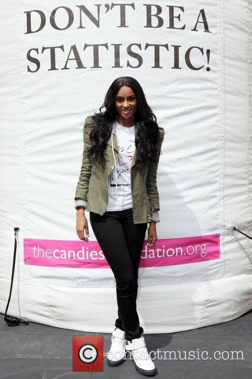 Ciara  performs in honor of National Teen...