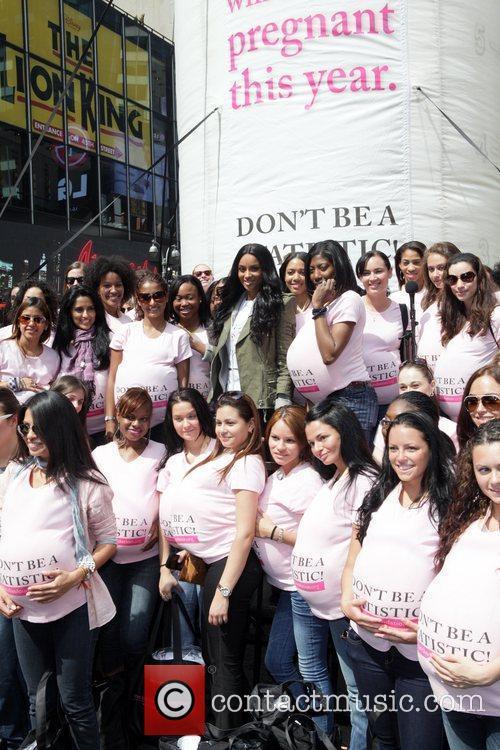 Ciara and teen mom models promote National Teen...
