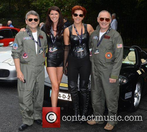 Taoiseach Enda Kenny launches Cannonball 2011 at Merrion...
