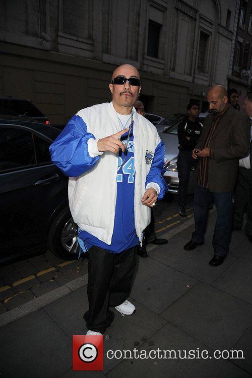 Kiam Akasi Holley aka American hardcore rapper 'Capone',...