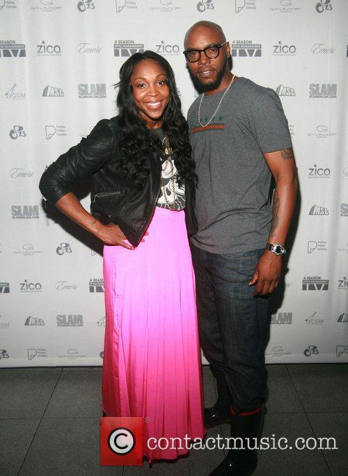 Cappie Pondexter and 4Season Style Management Celebrate One...