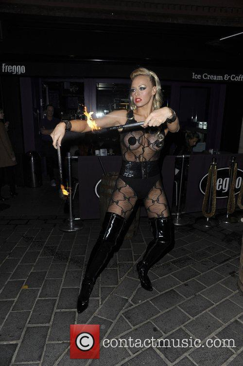 atmosphere celebrities attend caprice bourrets 40th birthday party 3579606