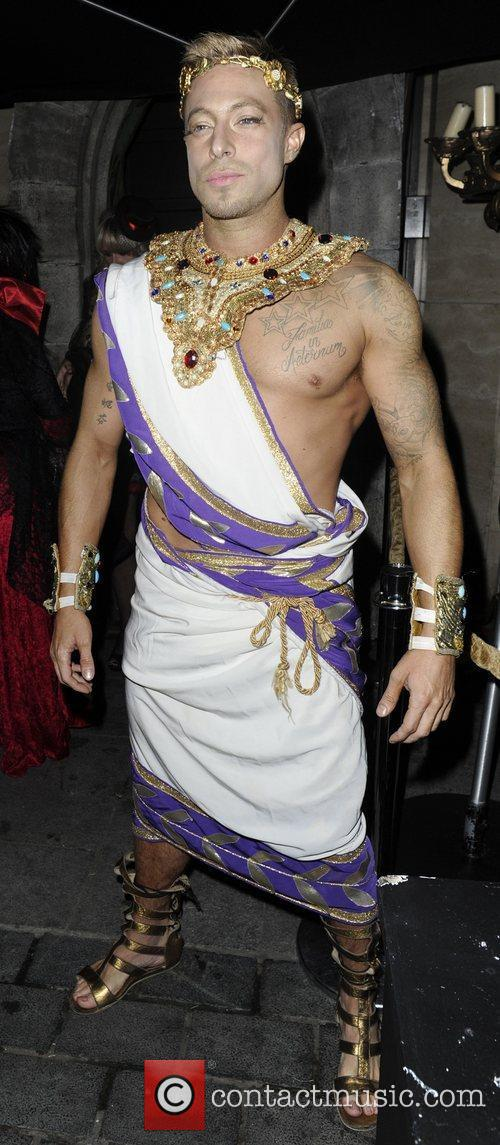 Duncan James from Blue  celebrities attend Caprice...