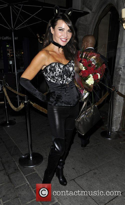 Celebrities attend Caprice Bourret's 40th Birthday party