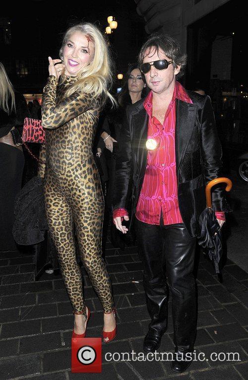 tamara beckwith celebrities attend caprice bourrets 40th birthday 3579623