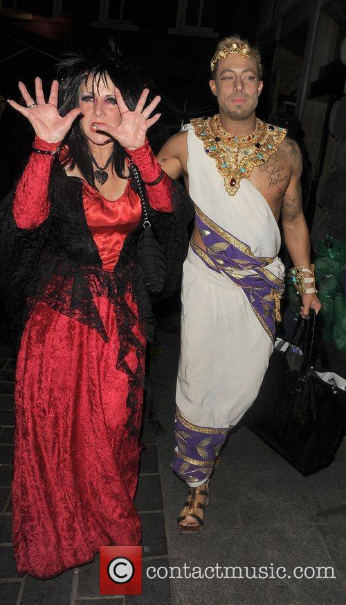 duncan james and his mother leaving caprice 3579964
