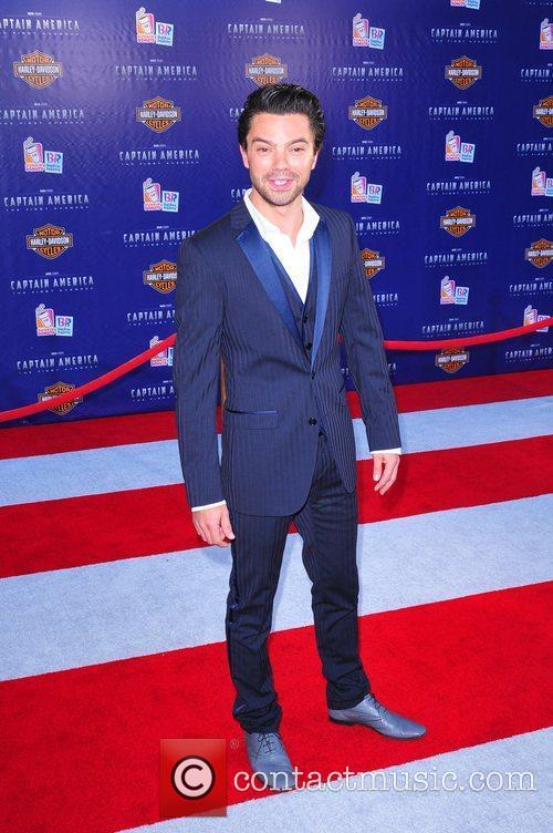 Los Angeles Premiere of Captain America:The First Avenger...