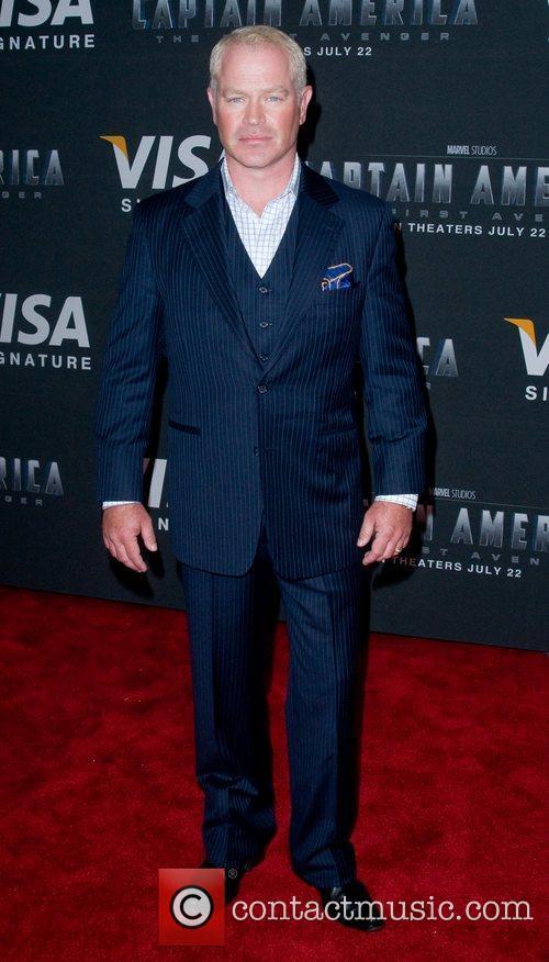 Neal McDonough,  at the Visa Signature VIP...