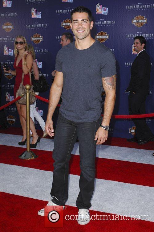 Jesse Metcalf  Los Angeles Premiere of Captain...