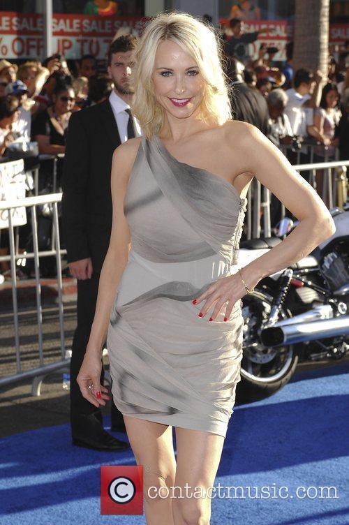 Josie Bissett  Los Angeles Premiere of Captain...