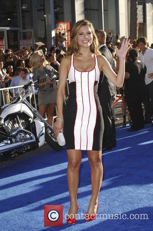 Maria Menounous  Los Angeles Premiere of Captain...
