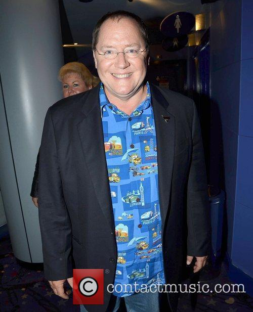 Pixar, John Lasseter and Walt Disney 1
