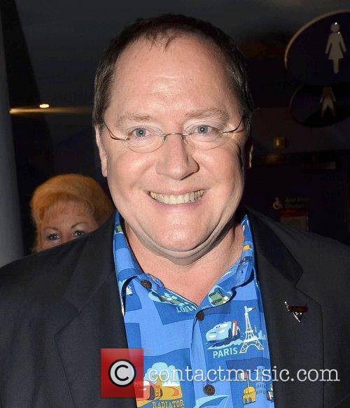 Pixar, John Lasseter and Walt Disney 3