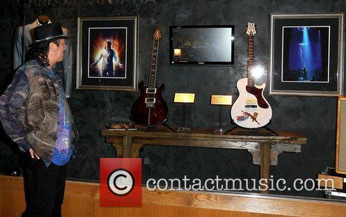 Carlos Santana and Paul Davis 1