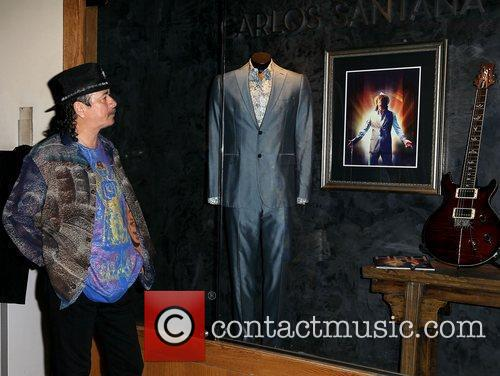 Carlos Santana Hard Rock Hotel and Casino unveils...