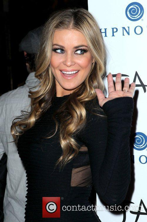 Carmen Electra and Las Vegas 2