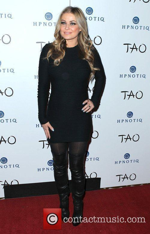 Carmen Electra and Las Vegas 11