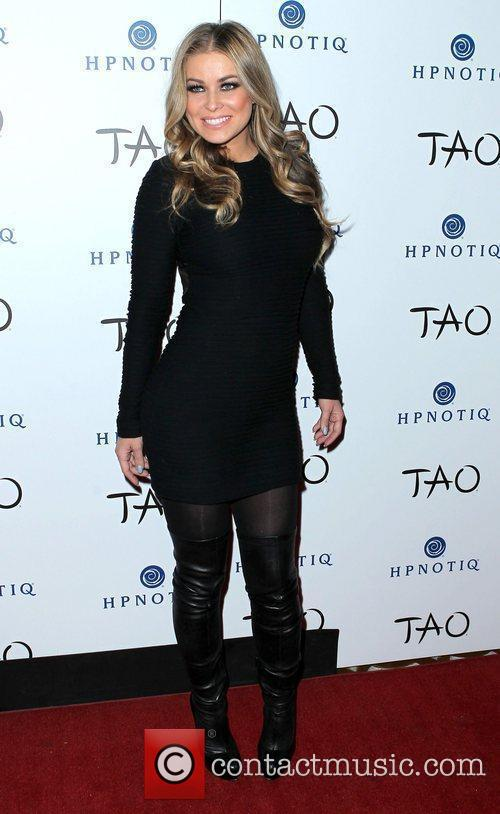 Carmen Electra, Las Vegas, Tao Nightclub