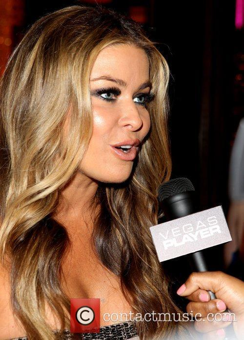 Carmen Electra performs live at Grand Opening of...