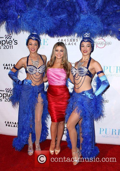 Carmen Electra and Caesars Palace 7
