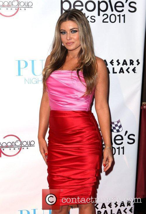 Carmen Electra and Caesars Palace 28