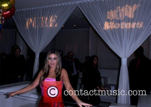 Carmen Electra and Caesars Palace 38