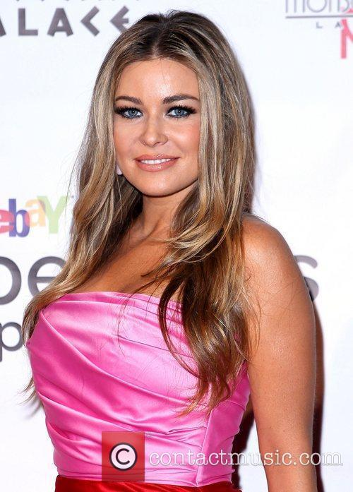 Carmen Electra and Caesars Palace 24