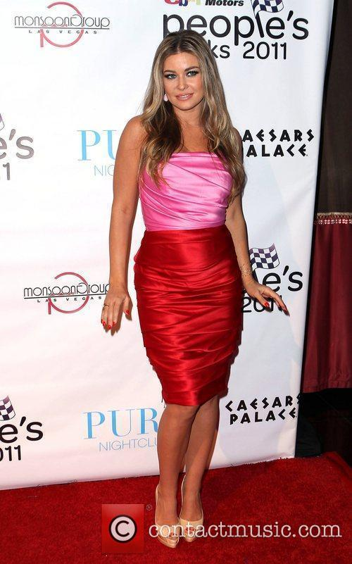 Carmen Electra and Caesars Palace 43