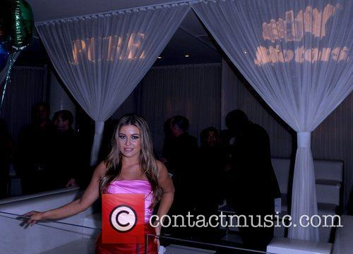 Carmen Electra and Caesars Palace 39
