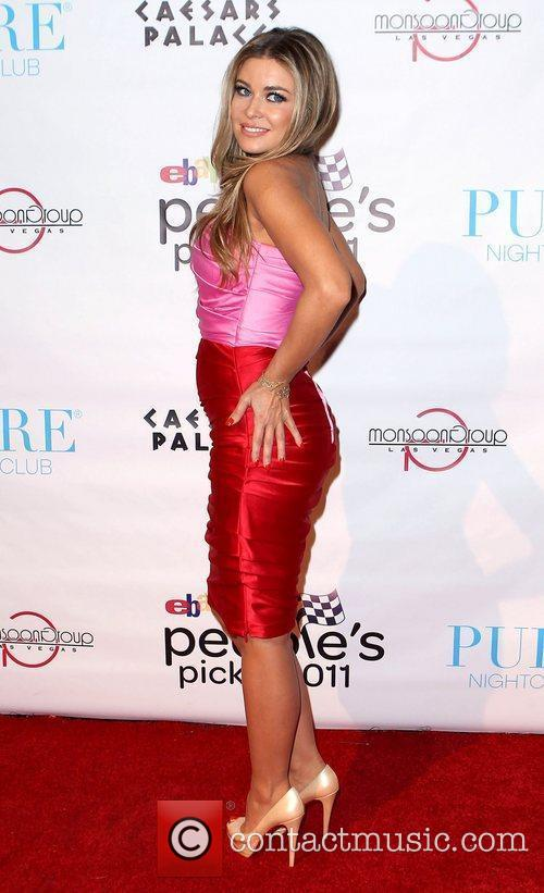 Carmen Electra and Caesars Palace 26